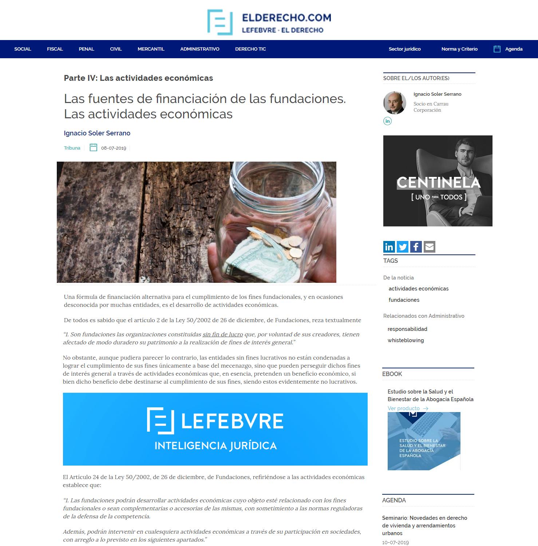 Actividades-Economicas-Financiacion-Fundaciones-despacho-abogados-valencia
